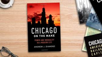 "At #9 is ""Chicago on the Make: Power and Inequality in a Modern City."""