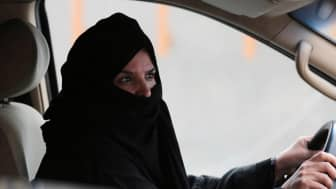 In 1990, 47 women protested against the ban by driving around in Riyadh, the country's capital.