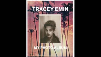 "At #5 is ""Tracey Emin: My Photo Album."""