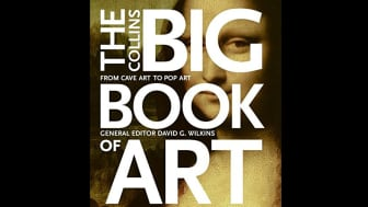 "At #7 is ""The Collins Big Book of Art: From Cave Art to Pop Art."""