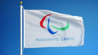 "The Paralympic symbol is composed of three ""Agitos,"" meaning ""I move"" in the Latin language."