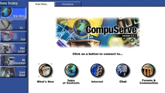 Throughout the 80s and the early 90s, the social networking scene was dominated by BBSes and communities hosted on services such as CompuServe.