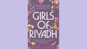 "The sixth is called ""Girls of Riyadh,"" a work of fiction written by Rajaa Alsanea, a dental graduate student turned writer."