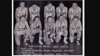 The team was often successful on the court, winning the NBA championship in 1951, the only title in the history of the franchise.