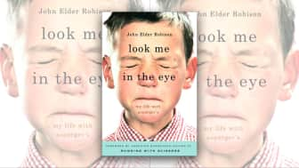 "Next, at #8, we have ""Look Me in the Eye: My Life with Asperger's."""