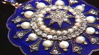 But even with their strict laws, these large pearls still ended up in the hands of wealthy European families.