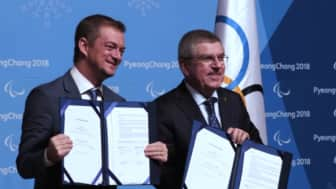 The agreement, which is extended until 2032, ensures that the same city will host both Olympic and Paralympic Games.