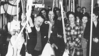 "The Paralympic movement began in 1944, when Dr. Ludwig Guttmann established the ""National Spinal Injuries Centre,"" which catered to injured British soldiers after World War II."