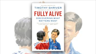 "At #9, we have ""Fully Alive: Discovering What Matters Most."""