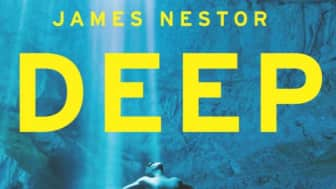 "First up, at #1, we have James Nestor's ""Deep."""