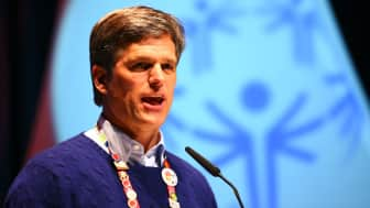 As the chairman of the Special Olympics, Timothy Shriver has interacted with children who have intellectual disabilities.