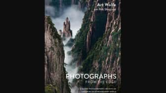 "#3: ""Photographs from the Edge: A Master Photographer's Insights on Capturing an Extraordinary World"" by Art Wolfe and Rob Sheppard."
