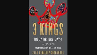 "Starting us off at #1 is ""3 Kings: Diddy, Dr. Dre, Jay-Z, and Hip-Hop's Multibillion-Dollar Rise."""