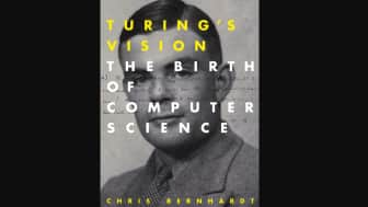 "Starting us off at #1 is ""Turing's Vision: The Birth of Computer Science."""