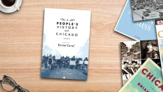 "Coming in at #6 is ""A People's History of Chicago."""