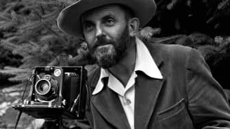 #1 on the list is American photographer Ansel Adams, who specialized in landscape images, and is renowned for his signature snapshots of the American West.