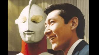 Bin Furuya, whose real name is Satoshi Furuya, played Ultraman.