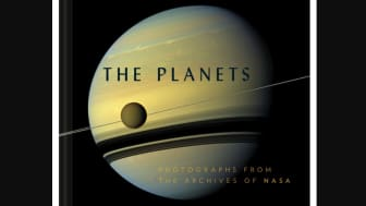 "#8: ""The Planets: Photographs from the Archives of NASA"" by Nirmala Nataraj."
