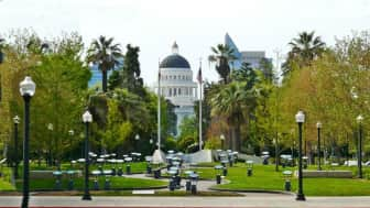 As the title suggests, it's all about the capitol park and the capitol building in Sacramento.