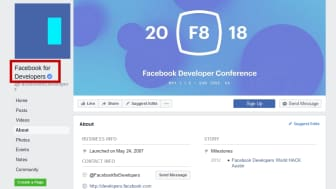 It allowed developers to create their own Facebook-integrated applications, which led to the addition of features such as the Marketplace and the site's own native video platform.