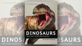 "At #8 is ""Dinosaurs: How They Lived and Evolved."""