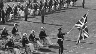 In 1960, the International Stoke Mandeville Games took place outside of Britain for the first time.