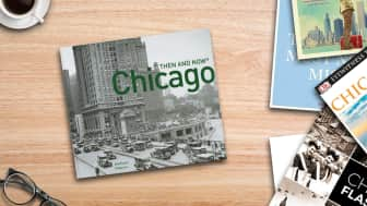 "Starting off at #1 is ""Chicago Then and Now."""