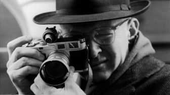 Up next, at #4, is Henri Cartier-Bresson, a former painter who became a photojournalist and street photographer.