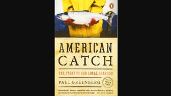 "#6 is ""American Catch: The Fight for Our Local Seafood,"" by Paul Greenberg."
