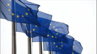 The European Union was officially formed in 1993 by the Maastricht Treaty.