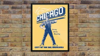 "Aside from the nickname ""Windy City,"" Chicago has been dubbed many names such as ""City of the Big Shoulders,"" ""The Second City,"" and more."