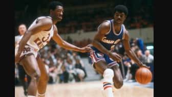 Guard Phil Ford won the Rookie of the Year award in 1979, and made the playoffs in his first two years.