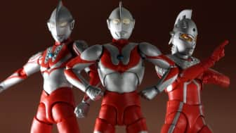 "Some of the shows in the Ultra Series include ""Ultraseven,"" ""Ultraman Ace,"" and ""Ultraman Leo."""