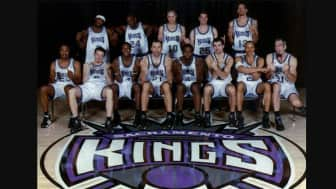 The team's roster began to take shape when they acquired Vlade Divac, Chris Webber, Doug Christie, Hedo Trukoglu, and Mike Bibby.