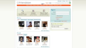 In 2002, a Canadian programmer named Jonathan Abrams launched Friendster, the first modern social media platform to achieve mainstream success.