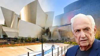 "At the time, Frank Gehry was so popular that the Chicago Tribune considered him to be ""the hottest architect in the universe."""