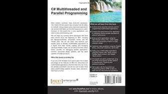 "Coming in at #6 is ""C# Multithreaded and Parallel Programming"" by Rodney Ringler, which introduces the advantages of using BackgroundWorker, including TaskParallel thread programming."