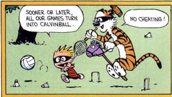 "It may have been many years since you last picked up a newspaper, and there's a generation of kids who don't know the joy of pulling out the funny pages for the likes of ""Garfield"" and ""Calvin and Hobbes."""