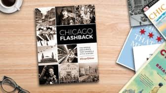 "What we have at #4 is ""Chicago Flashback: The People and Events That Shaped a City's History."""