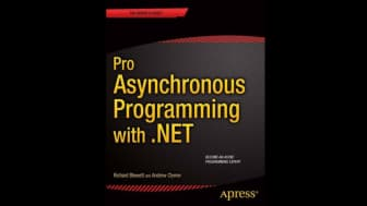 "At the #7 spot is ""Pro Asynchronous Programming with .NET,"" which is vital for those who need their programs to be responsive at all times."