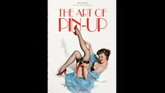 "Next at #6 is ""The Art of Pin-up."""