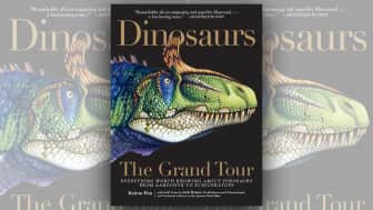 "#3 on the list is ""Dinosaurs - The Grand Tour: Everything Worth Knowing About Dinosaurs from Aardonyx to Zuniceratops."""