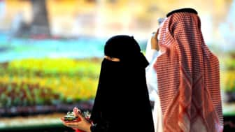 Under Saudi Arabian laws, a woman cannot marry a foreigner without the permission of the Ministry of Interior in Riyadh.