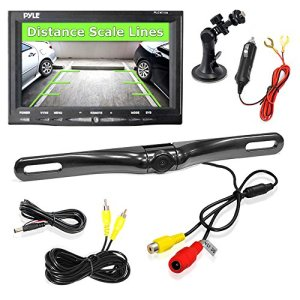 Pyle Plcm7500 Car Vehicle Backup Camera