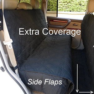 Deluxe Quilted And Padded Seat Cover