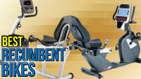 Top 10 Recumbent Bikes of 2017 | Video Review