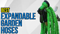 Top 8 Expandable Garden Hoses of 2017 | Video Review
