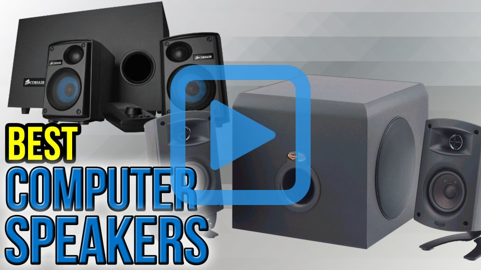 10 Best Computer Speakers | January 2017