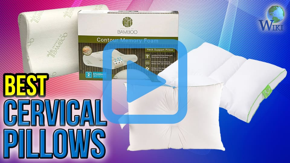 Top 10 cervical pillows of 2017 video review for Best overall pillow