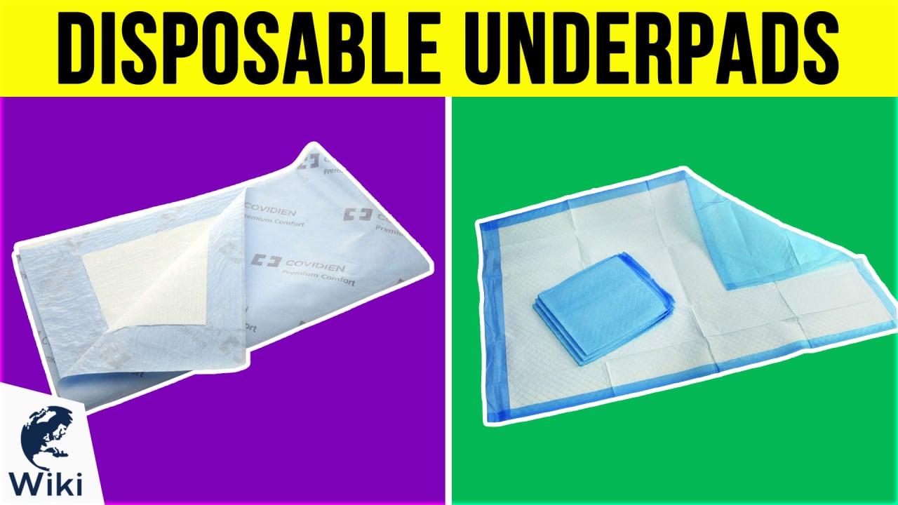 10 Best Disposable Underpads